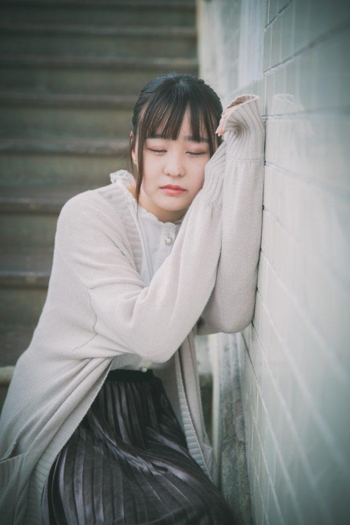 万世橋ポートレート撮影